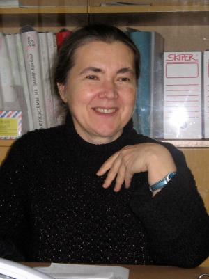 Мороховець Марина Костянтинівна
