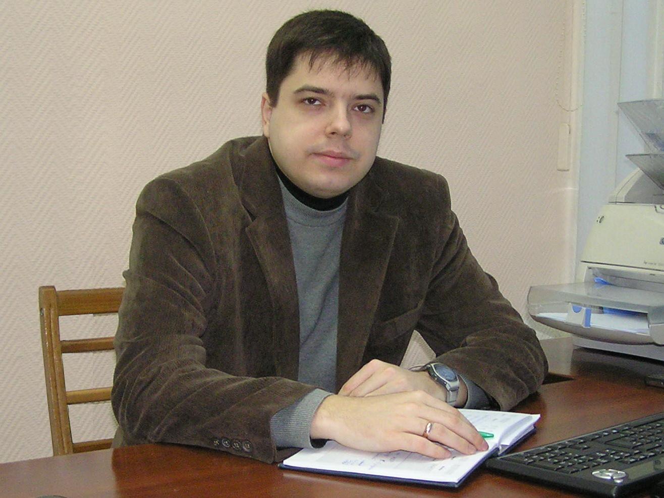 Маркін Максим Олександрович
