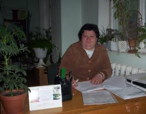 Ружинська Людмила Іванівна