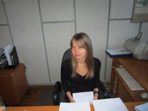 Огурцова Ольга Леонідівна