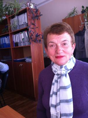 Соколова Лариса Федорівна