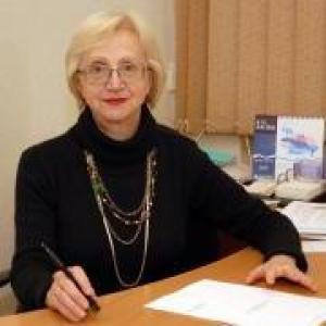Лисенко Гелена Людвігівна