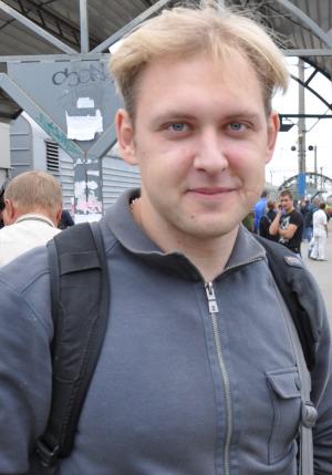 Сапегін Олександр Миколайович